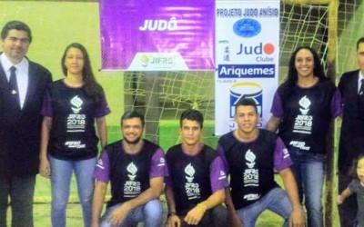 LIJER realiza disputas do Judô nos Jogos do Instituto Federal de Rondônia