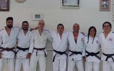 LPLA  inicia treinos de kata em São Paulo.