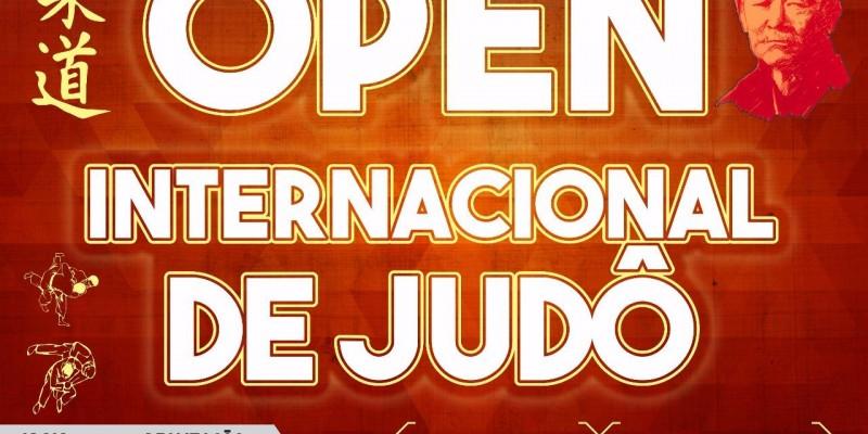 RORAIMA OPEN INTERNACIONAL DE JUDÔ