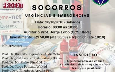 Curso de Primeiros Socorros em Pernambuco !