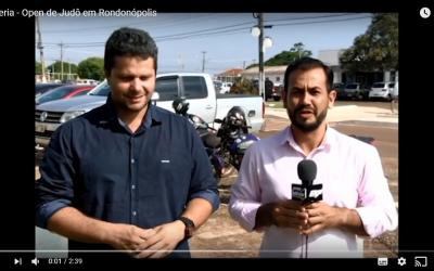 Materia - Open de Judô em Rondonópolis
