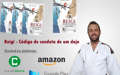 Professor de Judô em Pernambuco lança Ebook com valiosos ensinamentos