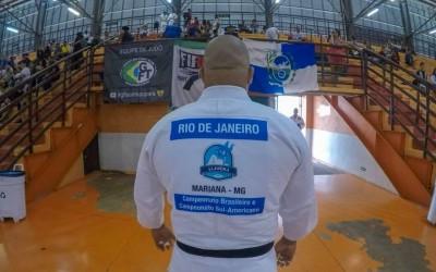 LIJUERJ mais uma vez realiza uma grande campanha no Campeonato Brasileiro das Ligas de Judô.