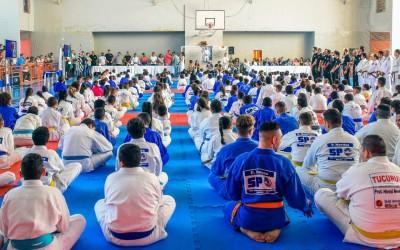 Torneio Abertura e Circuito Interkids de Judô LPLA