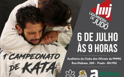 1° Campeonato de Kata