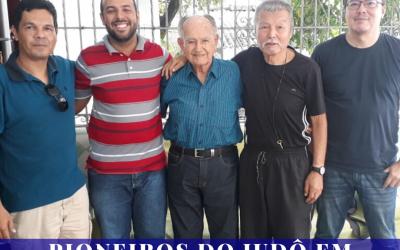 A História viva do Judô em Pernambuco