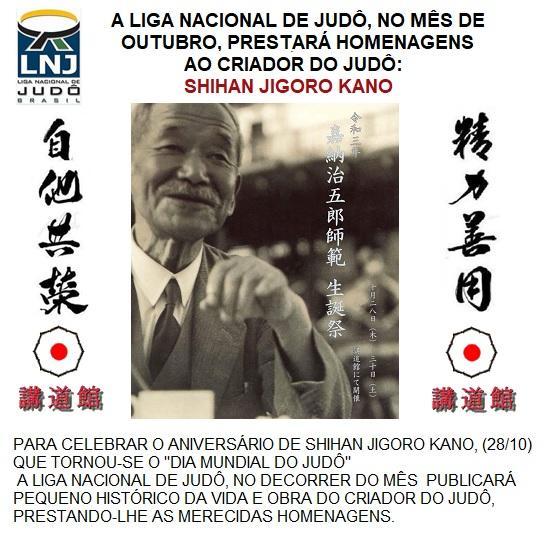 HOMENAGEM A SHIHAN JIGORO KANO - II
